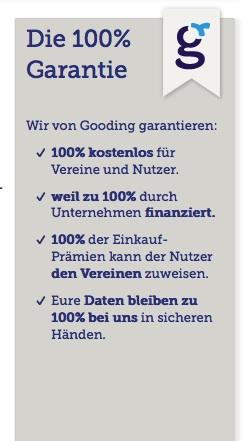 Gooding-Garantie Kopie