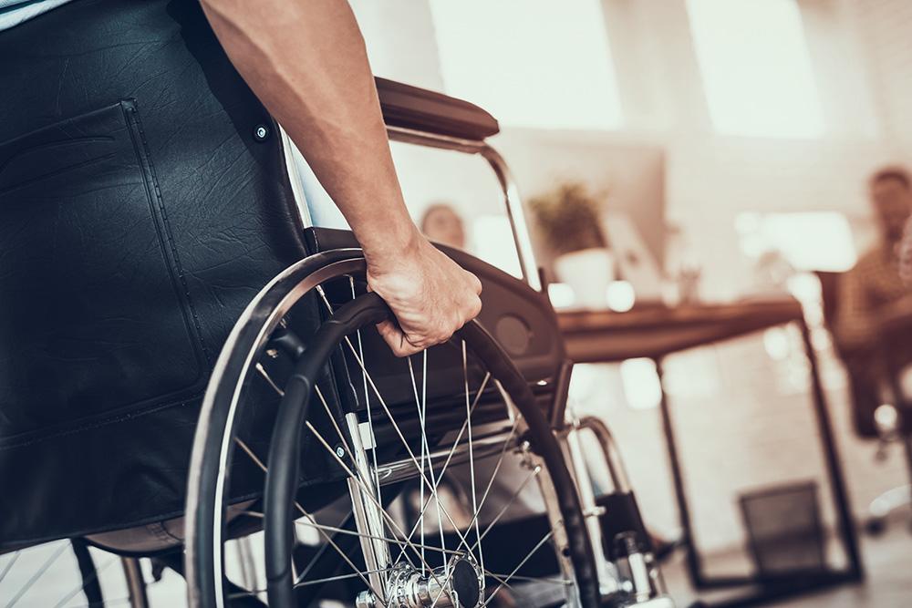 Rubrik: Mobilität, Rollstühle
